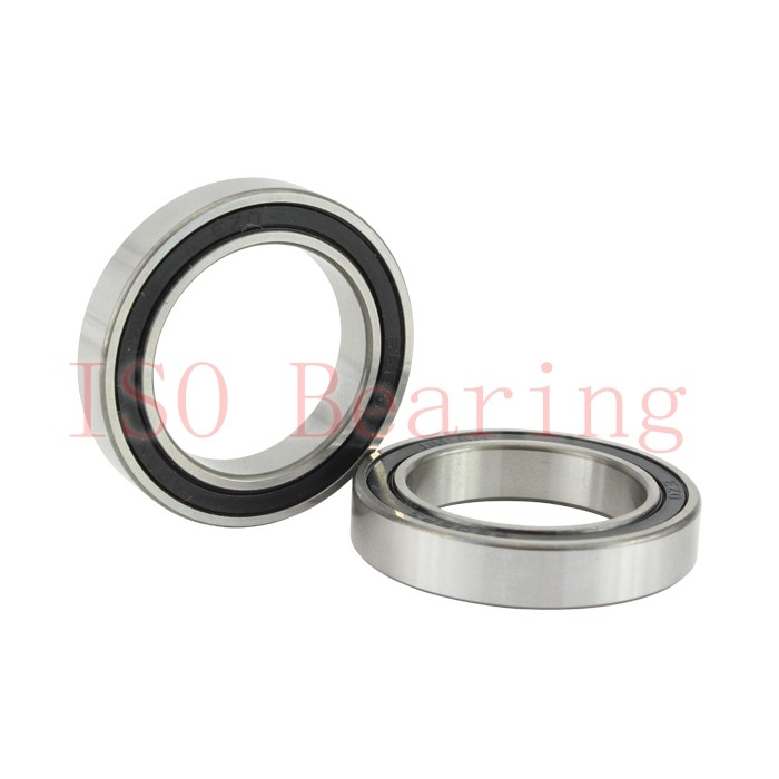 ISO 62213-2RS deep groove ball bearings