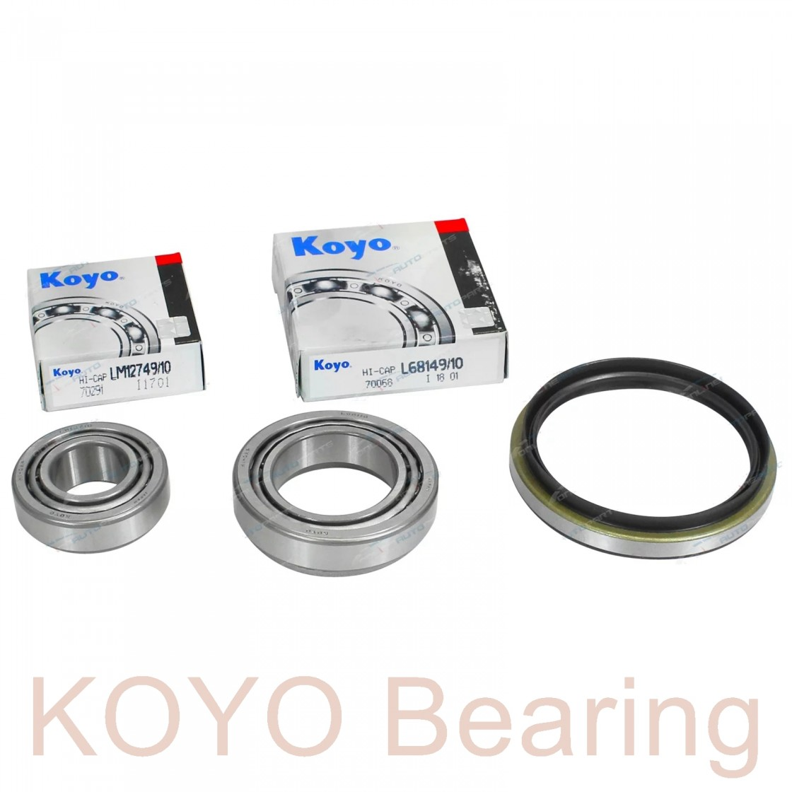 KOYO K28X35X27H needle roller bearings
