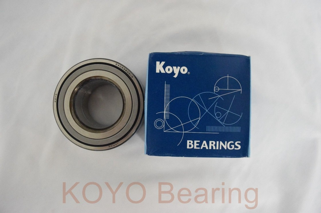 KOYO DAC43792RSCS44 angular contact ball bearings