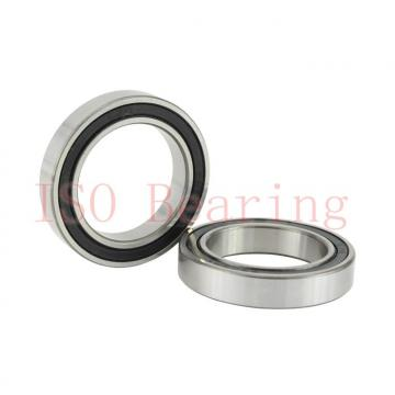 ISO 7314 C angular contact ball bearings