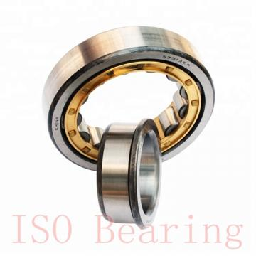 ISO 7217 A angular contact ball bearings
