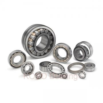 KOYO 2879/2821 tapered roller bearings
