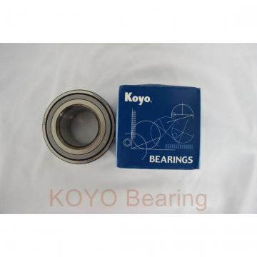 KOYO DG3585-2RKMDNSH2C3 deep groove ball bearings