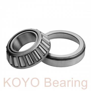 KOYO 619/612 tapered roller bearings