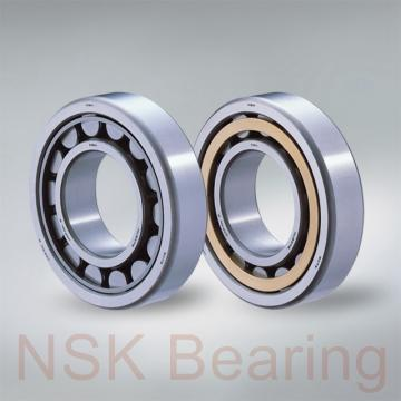NSK 6317VV deep groove ball bearings