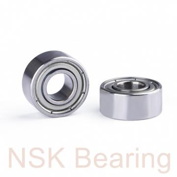NSK NN 3052 cylindrical roller bearings