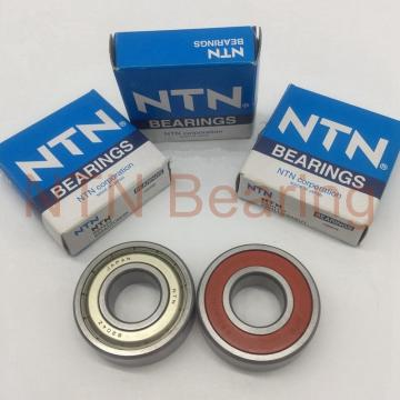 NTN 7010DF angular contact ball bearings