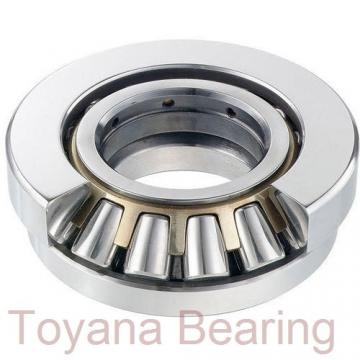 Toyana LL225749/10 tapered roller bearings