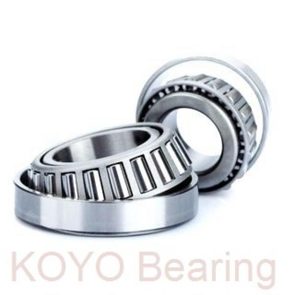 KOYO A2037/A2126 tapered roller bearings #1 image